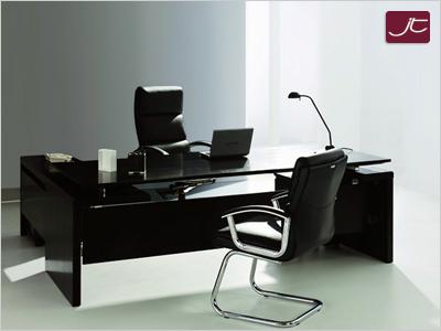 """Designer Schreibtisch """"Ravenna"""" Walnuss"""